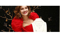 Наталья Водянова представила собственную коллекцию украшений