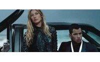 Gisele posa para campanha Givenchy