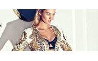 Modelo da Victoria's Secret é capa da Harper's Bazaar