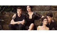 Бьянка Балти и Моника Белуччи снялись для Dolce & Gabbana
