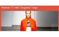 2012年の流行色はタンジェリン タンゴ、米パントンが発表