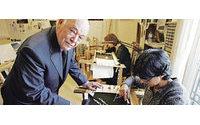 弗朗索瓦·莱萨基高级订制界的刺绣大师