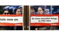 中国游客推动伦敦West End区生意