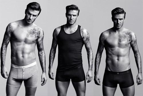 H&M, David Beckham