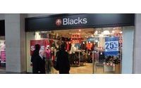 Blacks Leisure sale to follow administration