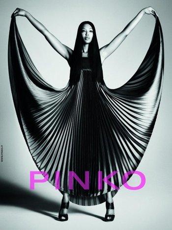 Naomi Campbell, Pinko