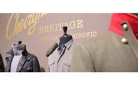 Chevignon ha svelato la sua capsule 'Heritage by Milan Vukmirovic' al Pitti