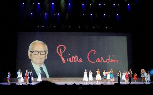 080 Barcelona Fashion, Pierre Cardin