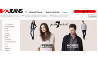 Sojeans.fr wants to become the online go-to place for denim