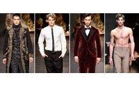 В Европе стартовали Недели мужской моды