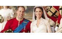 El vestido de novia de la princesa Catalina, nominado al mejor diseño del año