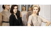Dior shrugs off rumors at Paris Haute Couture show