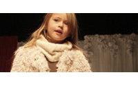 Miss Blumarine: i bimbi sfilano a suon di musica e bon ton