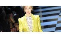 Schlangen für die Oscars: Armani bei der Couture