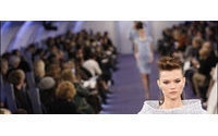 Fasten your seatbelts: Chanel flies couture sky-high