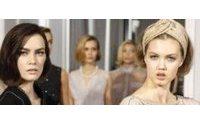 В Париже состоялся показ новой коллекции Dior Haute Couture