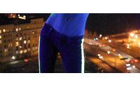 Hudson veut créer le buzz autour de ses jeans phosphorescents