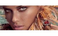Adriana Lima, portada de Vogue Brasil