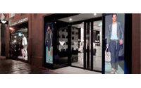 Emporio Armani a ouvert sa seconde boutique parisienne