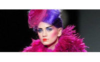 Una sobresaliente Elisa Palomino cierra el primer día de Madrid Fashion Week