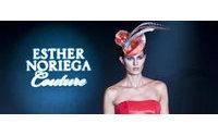 La diseñadora Esther Noriega dará la oportunidad de desfilar en Valencia Fashion Week a una joven con Síndrome de Down