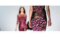 纽约时装周:Carlos Miele展现优雅巴西南部女郎