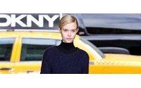 На Неделе моды в Нью-Йорке состоялся показ DKNY
