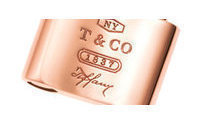 Tiffany unveils its new precious metal