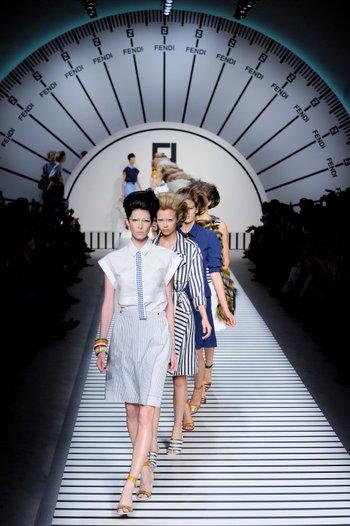 Italian brands rev up for Milan fashion week