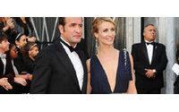 """Oscars: Glenn Close, Clooney et l'équipe de """"The Artist"""" sur le tapis rouge"""