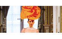 [巴黎高级时装周2012春夏]Alexis Mabille色彩疗法