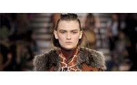 Mailänder Modewoche: Die Frau als Offizier