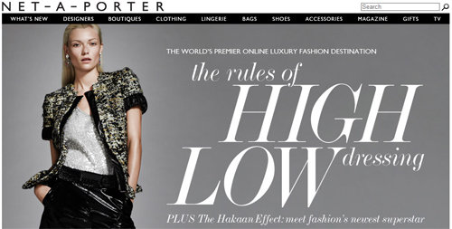 Net a porter invests in the chinese market news retail - The net a porter group asia pacific limited ...