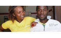 Admirers honour 'hero' Mugabe with signature label