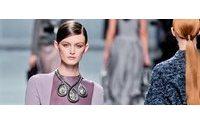 Dior представил новую коллекцию на Неделе моды в Париже