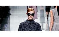 Paris zeigt Laufsteg-Power - Dior hält die Balance
