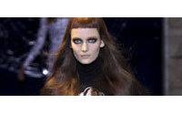 Mailänder Modewoche: Versace rockt, Armani ist romantisch