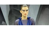 Chanel 2013: entre el gélido mundo mineral y la mujer alada
