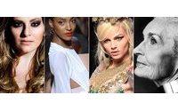 Modelos diferentes dos padrões da indústria da moda