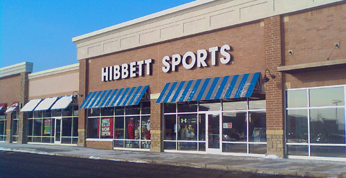 Hibbett Sports Shoes