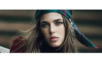 Frida Giannini y Carlota Casiraghi presentan la nueva campaña de Gucci