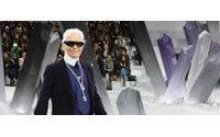 Karl Lagerfeld inszeniert die 26. Pariser 'Biennale des Antiquaires'