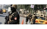 Jewellery attack kills eight, 13 dead across Iraq