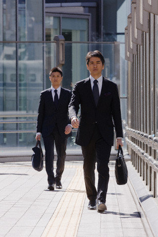 Japan Inc ditches ties, casual in vogue