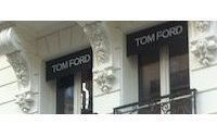 Tom Ford opens menswear store in Paris