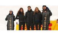 Pirelli P Zero collabora con Burton e lancia lo snowboard 'Mistery'