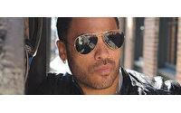 Lenny Kravitz se inspira en Tom Ford