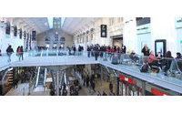 Saint Lazare: 80 boutiques dans la 2ème gare d'Europe