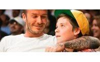 Ranking coloca Beckham e Brad Pitt entre os pais mais estilosos