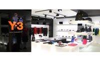 Y-3: primo monomarca a Berlino presso il Mientus flagship store